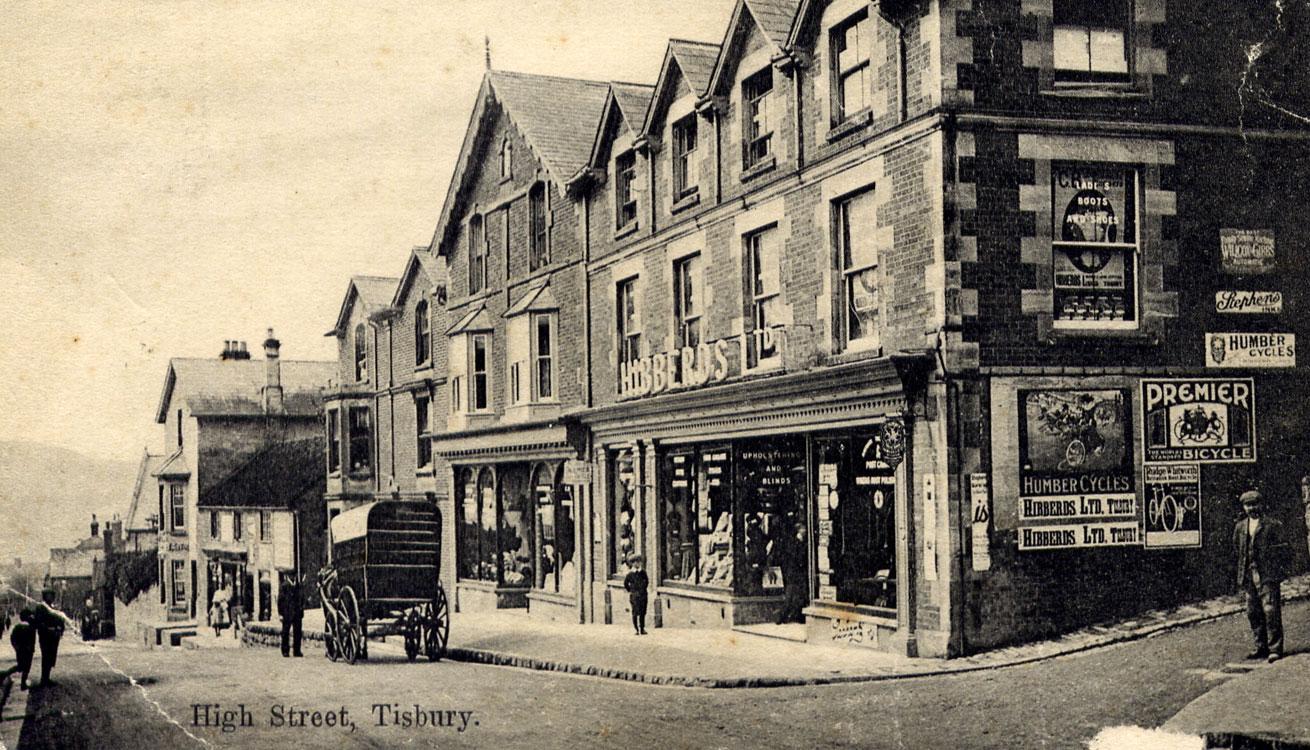 Tisbury History Society slide 09